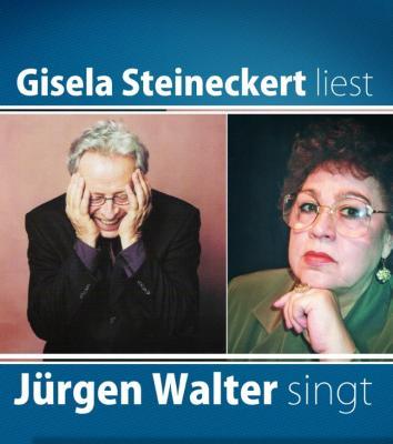 Vorschaubild zur Meldung: Die Veranstaltung mit Gisela Steineckert und Jürgen Walter fällt aus!