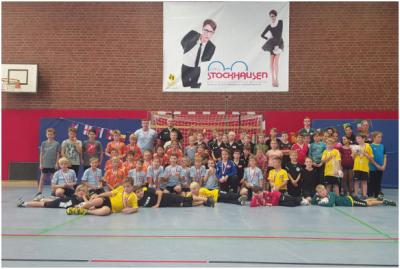 Sportland NRW Mini-WM im HVM