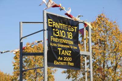 Foto zur Meldung: Erntefest 2018