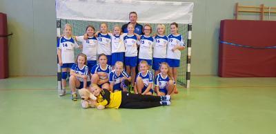 Foto zur Meldung: Die E2-Jugend reiste zum 4.Spieltag nach Potsdam