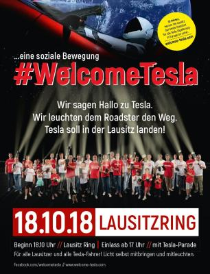 Welcome Tesla