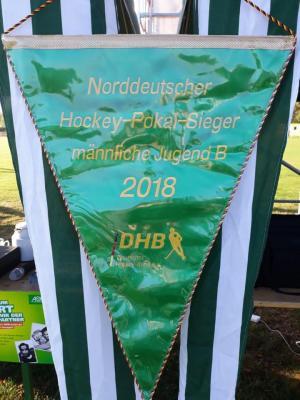 Foto zur Meldung: Jugendpokal: Der grüne Wimpel geht nach Potsdam!!!