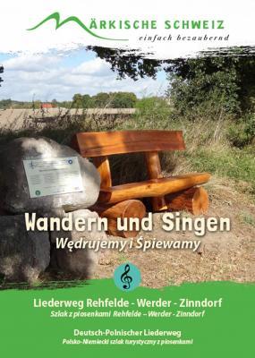 Foto zur Meldung: Neue Broschüre zum Liederweg