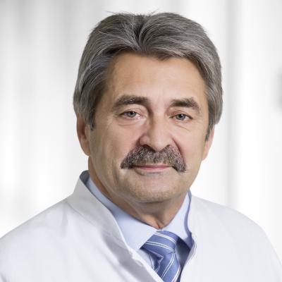 Dr. med. Reinhold Ostwald, Facharzt für Urologie, Männerarzt CMI