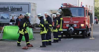 Foto zur Meldung: 40. Verbandsgemeinde-Feuerwehrtag in der Verbandsgemeinde Rheinböllen