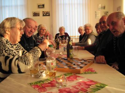 Foto zur Meldung: Senioren-Treff in Prestewitz