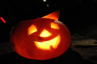 Vorschaubild zur Meldung: Halloweenparty an der Stadthalle