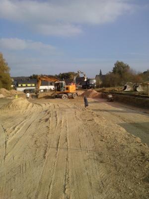 Foto zur Meldung: Erweiterung Neubaugebiet