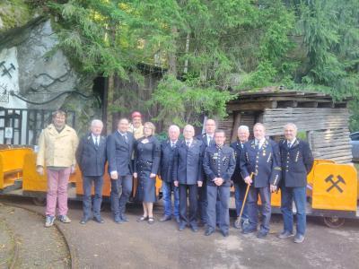 Foto zur Meldung: RDB e.V. BV Baden-Württemberg zu Gast im Finstergrund