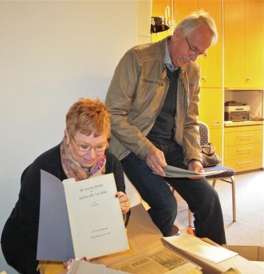 Foto zu Meldung: Personeller Wechsel in der Funktion des Heimatpflegers in Grafhorst