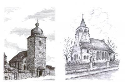 Vorschaubild zur Meldung: Das Evangelische Pfarramt Dorndorf informiert zum Besucherdienst und Gemeindekirchenrat
