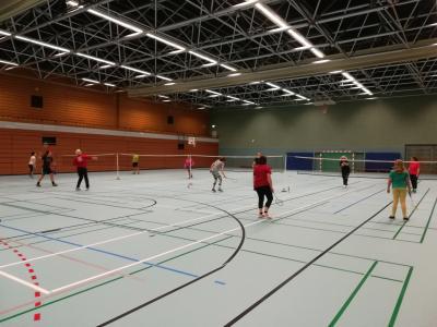 Vorschaubild zur Meldung: Badminton in Bad Lauterberg