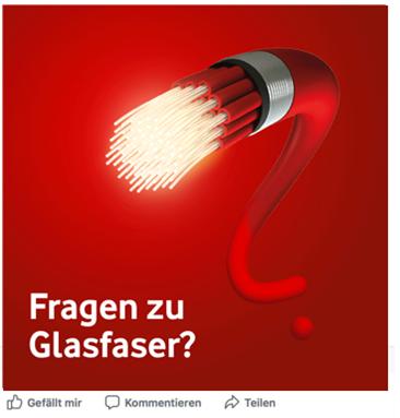 Foto zur Meldung: Glasfaserausbau des Landkreises Helmstedt in Zusammenarbeit mit der Vodafone GmbH