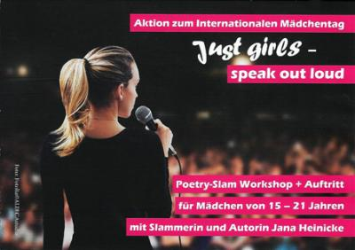 Foto zur Meldung: Poetry-Slam Workshop im X-Presso