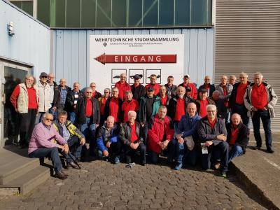 Foto zur Meldung: Ausflug der Rheinböllener Alters- und Ehrenabteilung