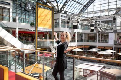Foto zur Meldung: Stadtzentrum Schenefeld: Einkaufsberatung online, Bestellung à la carte!