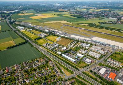 Foto zur Meldung: Neue Busanbindung vom Bahnhof Holzwickede an den Gewerbepark