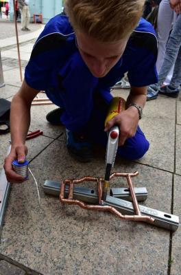 Vorschaubild zur Meldung: Gute Resonanz und viele Aktionen beim Tag des Handwerks 2018 auf dem Leipziger Augustusplatz