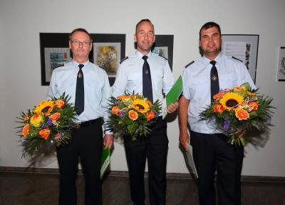 Bild der Meldung: Gemeindewehrführung bestellt