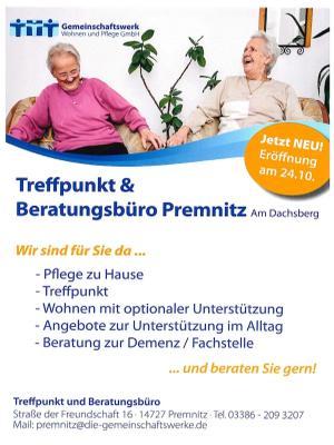 Foto zur Meldung: Treffpunkt und Beratungsbüro Am Dachsberg eröffnet!