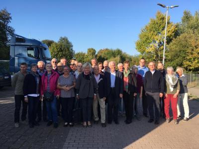 Foto zur Meldung: 30. Partnerschaftsjubiläum der Gemeinden Armsheim und Fléville