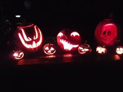 Vorschaubild zur Meldung: Halloween - Nachlese ...