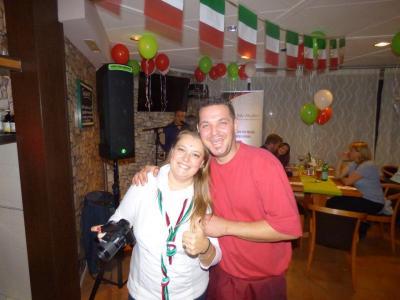 Foto zur Meldung: Ein Jahr Ristorante Il Gusto Italiano!