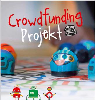 Vorschaubild zur Meldung: Erfolgreiches Crowdfunding- DANKE!