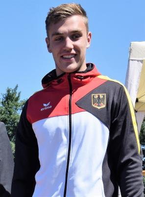 Foto zur Meldung: Jakob Thordsen als Sportler des Jahres nominiert