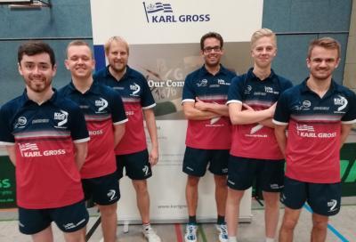 Vorschaubild zur Meldung: TT-Verbandsliga: 1. Herren kämpft sich zu Hause im Spitzenspiel gegen Westercelle nach Katastrophen-Start noch zum Unentschieden