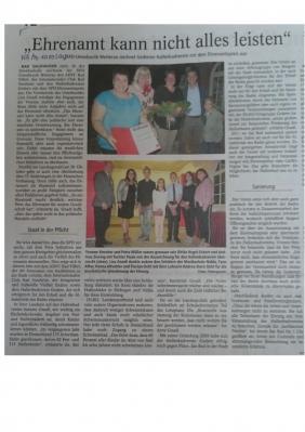 Foto zur Meldung: Ehrenamtspreis für Verein Hallenbad Gedern e.V.