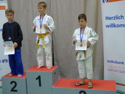 Christian Daoud - 3. Platz VoBaCup in Holle