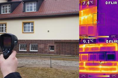 Foto zu Meldung: Thermografie für Bürger