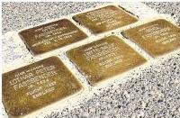 Wie in Limburg werden zukünftig auch in Hahnstätten, Flacht, Oberneisen und Burgschwalbach Stolpersteine zu finden sein.