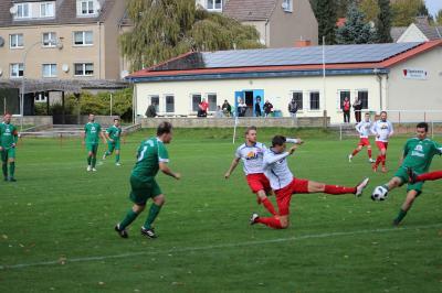 Foto zur Meldung: + + + Wochenendvorschau FC Seenland Warin 3./4. November + + +