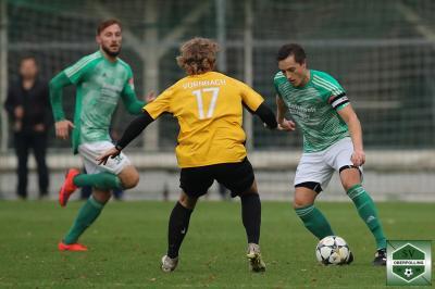Foto zur Meldung: Oberpolling siegt auch gegen Vornbach und ist Wintermeister