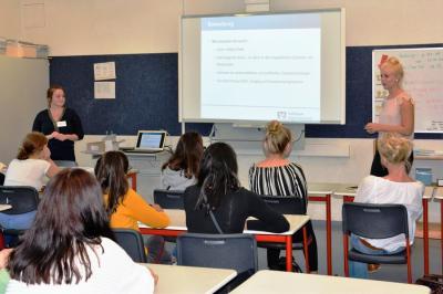 Vorschaubild zur Meldung: Ausbildungsoffensive an der SHL