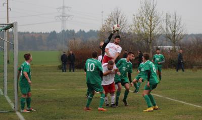 Foto zur Meldung: Demminer Derby endet Unentschieden