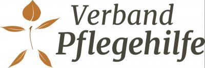 Logo des Verbandes Pflegehilfe. Grafik: PR