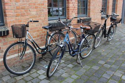 Vorschaubild zur Meldung: Herrenlose Fahrräder abgestellt