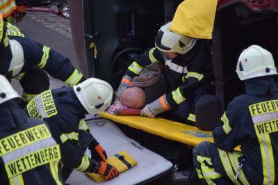 Vorschaubild zur Meldung: Verkehrsunfall im Ortskern