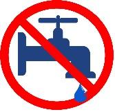 Vorschaubild zur Meldung: Einschränkungen in der Wasserversorgung in Wehrshausen