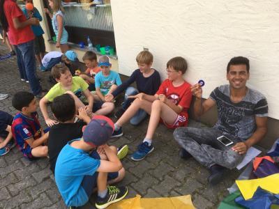 Termine 2019: Die Ferienspiele in Hochstadt, Wachenbuchen und Bischofsheim werden in den ersten beiden Sommerferienwochen (1.-12.07.2019) stattfinden. Das Angebot in Dörnigheim ist in der dritten und vierten Ferienwoche (15.-26.07.2019) terminiert.