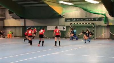 Foto zur Meldung: Mädchen Team Cup