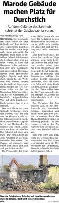 Bericht Hellweger Anzeiger vom 07.11.2018