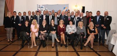 Die LANGGROUP ehrte ihre Jubilare im festlichen Ambiente des Hotel Maritims in Fulda (Foto:TECHNOLIT GmbH)