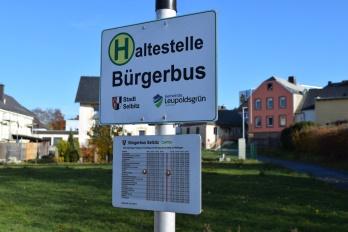Vorschaubild zur Meldung: Vierter Bürgerbus fährt im Landkreis