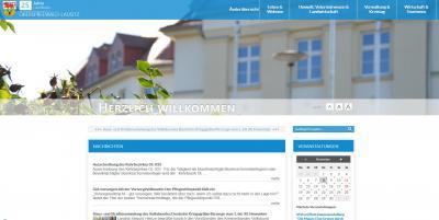 Foto zur Meldung: Neuer Look zum Jubiläum: OSL präsentiert neue Homepage