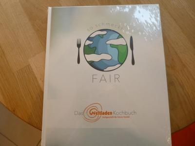 Vorschaubild zur Meldung: Faires Kochbuch