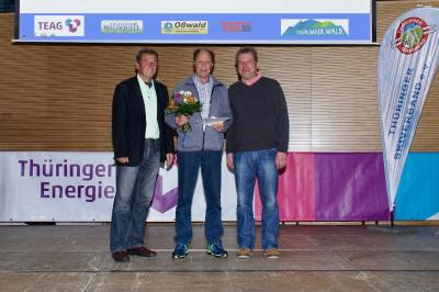 Foto zur Meldung: Roland Quent erhält GutsMuths Ehrenplakette in Gold